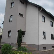 Fassadengestaltung mit KEIM Soldalit®.