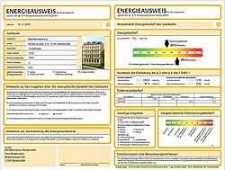 Der Energieausweis – Was heißt das für Hauseigentümer und Vermieter?