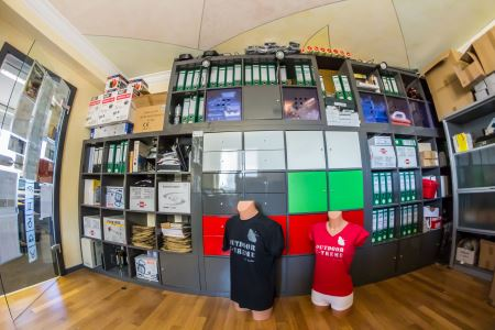 Unser Kundenraum in St. Lukas