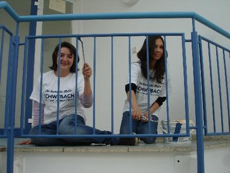 Das war der Girls'Day 2011 für Hannah und Karin