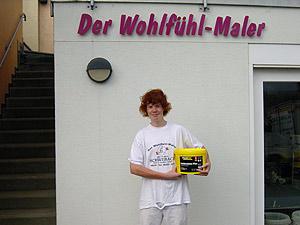 Der Ferienjob von Marius Schellen