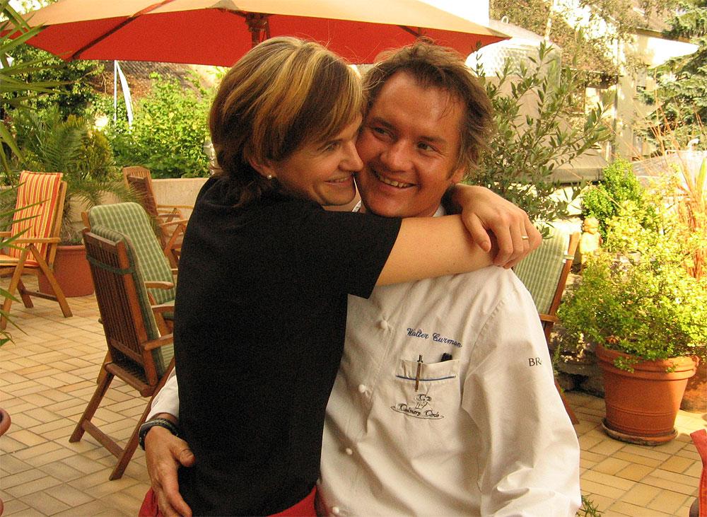 Carina und Walter Curman verwirklichen sich mit dem Culinarium Nittel einen Traum