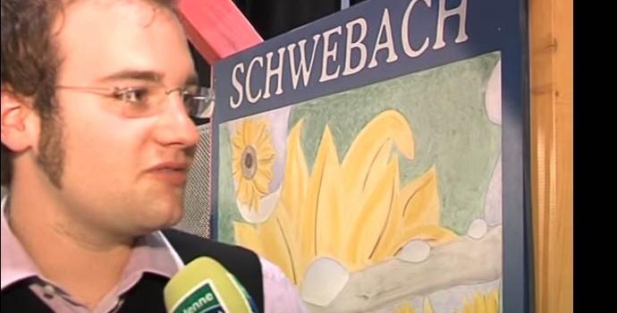 Interview mit Lukas Schwebach auf der Öko 2009 in Trier