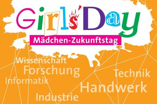 Wir sind wieder dabei – beim Girls'Day 2017