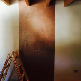 Moderne Designtechniken in der Wandgestaltung