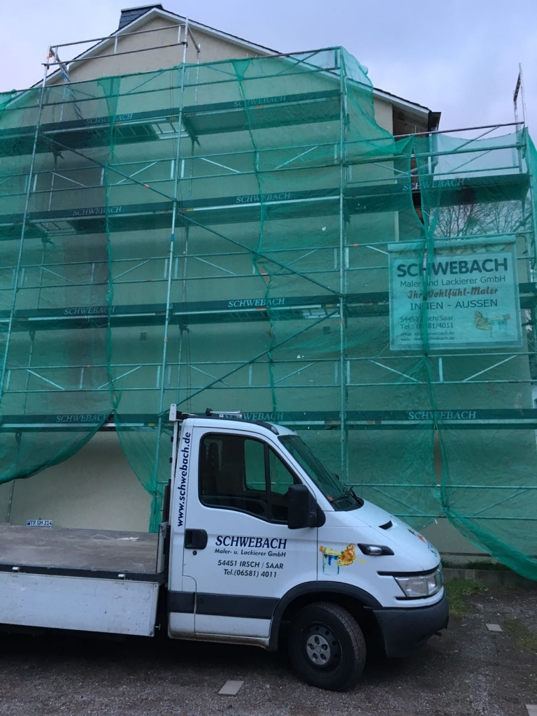 Fassadenprojekt November 2016