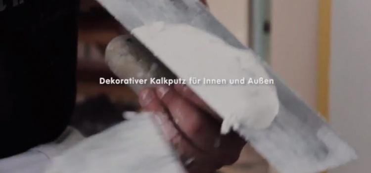 Neues Video: Schwebach entwickelt Design – Rasatura Calce