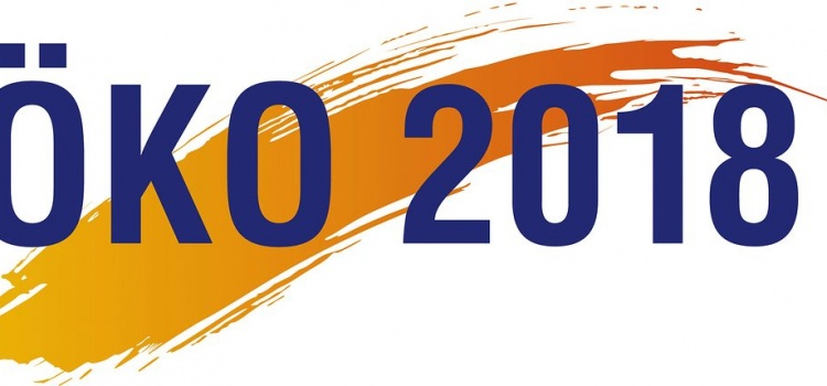 Besuchen Sie uns auf der ÖKO 2018