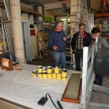 Individuelle Beratung bei unserem Werkstattgespräch zum Thema Fenster