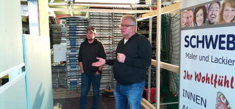 Unser Werkstattgespräch zum Thema Trockenbau, Akustik, Licht